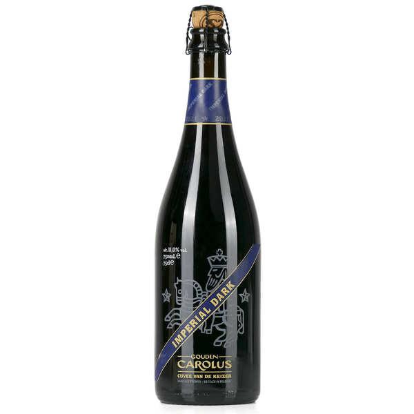 Gouden Carolus Cuvée Van de Keizer - Bière Belge Brune - 11%