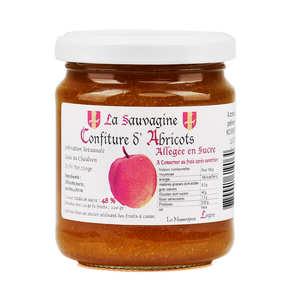 La Sauvagine - Apricot Jam from Lozère - 325g.