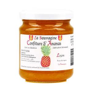 La Sauvagine - Confiture d'Ananas