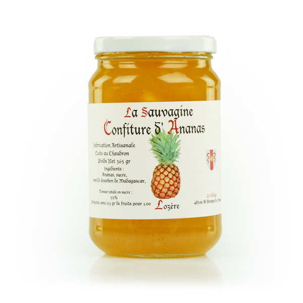 Pineapple Jam from Lozère