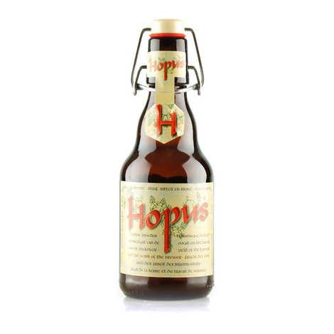 Brasserie Lefebvre - Hopus - Blonde Belgian Beer - 8.3%
