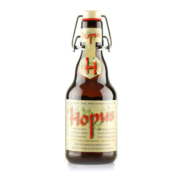 Hopus - Bière Blonde Belge - 8,3%