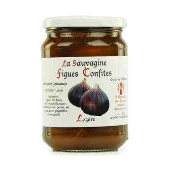 La Sauvagine - Fig Confit from Lozère
