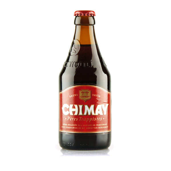 Chimay Rouge - Bière Belge Trappiste brune/rousse 7%