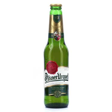 Pilsner Urquell - Bière Blonde tchèque - 4,4%