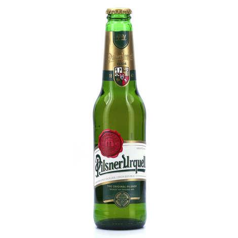Pilsner Urquell - Pilsner Urquell - Bière Blonde tchèque - 4,4%