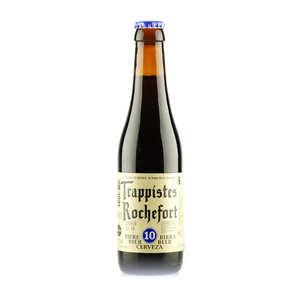 Abbaye Saint Rémy - Trappist Rochefort 10 - Dark Belgian Beer - 11.3%
