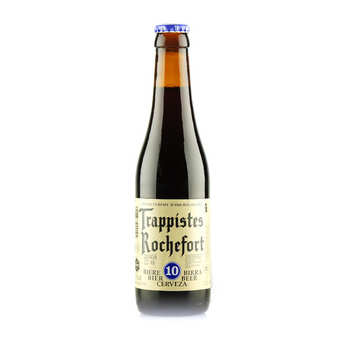Abbaye Saint Rémy - Trappiste Rochefort 10 - Bière Brune Belge - 11,3%