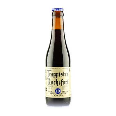 Trappist Rochefort 10 - Dark Belgian Beer - 11.3%