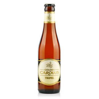 Brasserie Het Hanker - Gouden Carolus Triple - Bière Belge médaille d'or - 9%