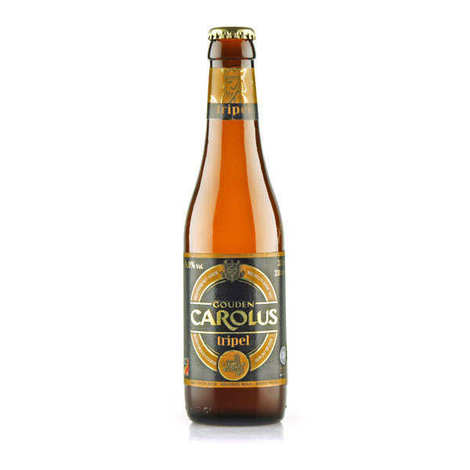 Brasserie Het Hanker - Gouden Carolus Tripel - Gold Medal Belgian Beer - 9%