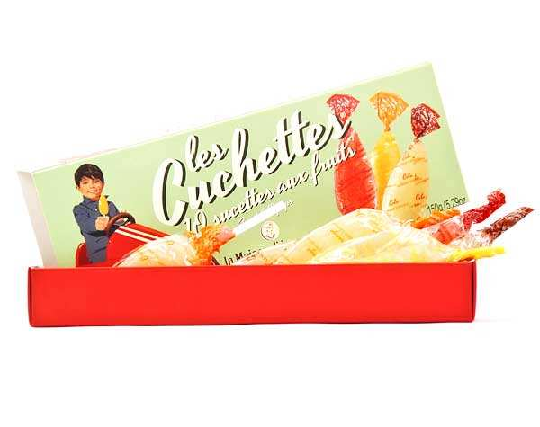 Cuchette – Lolly from Quiberon