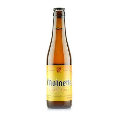 Moinette Blonde - Bière Belge - 8,5%