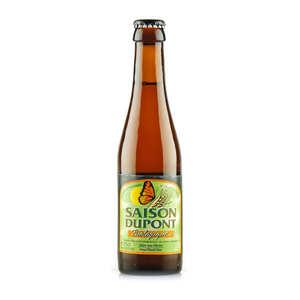 Brasserie Dupont - Saison Dupont - Organic Belgian Beer 5.5%