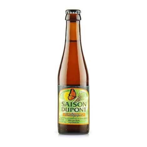 Brasserie Dupont - Saison Dupont Bio - Bière Belge 5,5%