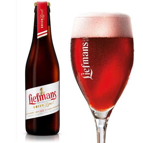 Brasserie Liefmans - Liefmans Kriek Brut - Bière Belge cerise murie sur fruit - 6%