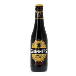 Brasserie Guinness - Guinness Special Export - Irish Stout - 8%