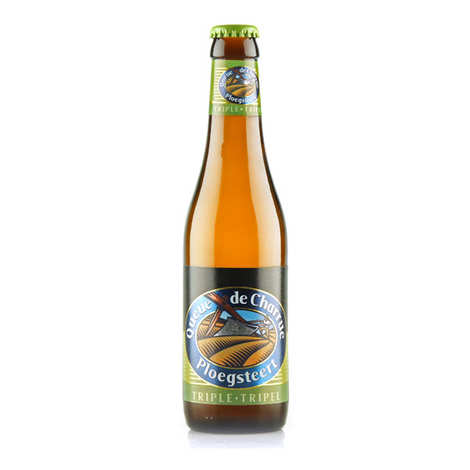 Brasserie Vanuxeem - Queue de Charrue Triple - Bière Belge - 9%