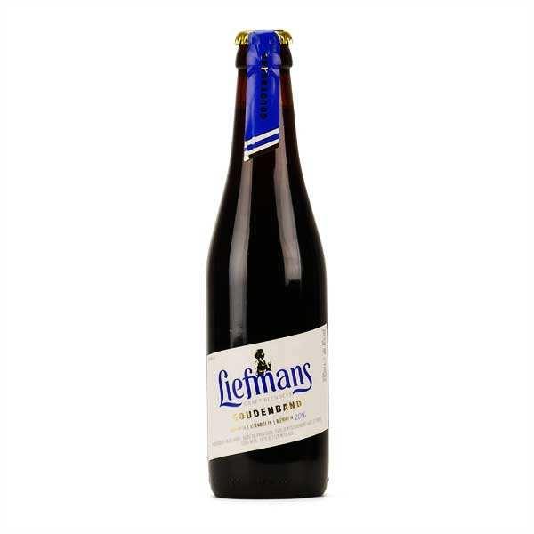 Liefmans Goudenband - Dark Belgian Beer 8%