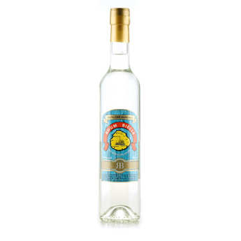 Distillerie Bielle - Rhum agricole blanc Bielle de Marie Galante - 59%