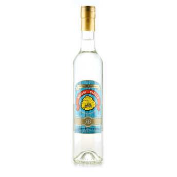 Distillerie Bielle - Rum Bielle - White rum from Marie-Galante - 59%