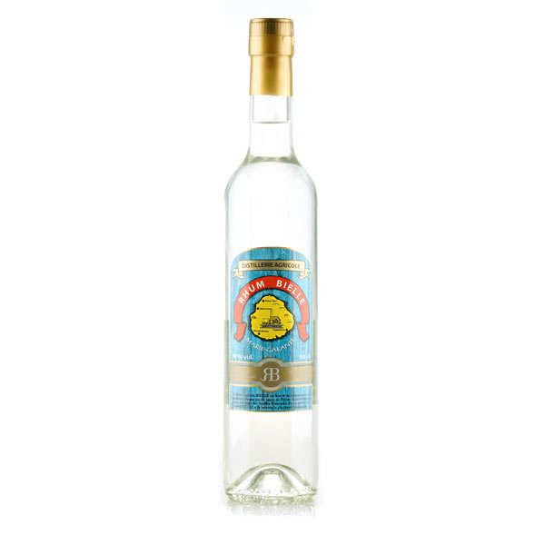 Rhum agricole blanc Bielle de Marie Galante - 59%
