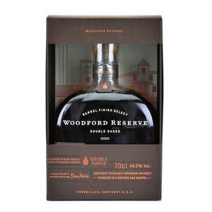 Woodford Distellery - Woodford Reserve Double Oak - Bourbon du Kentucky - 43,2%