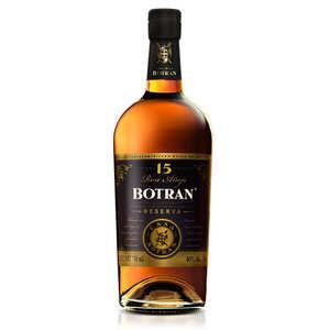 Botran - Botran 15 years - Rum of Guatemala - 40%