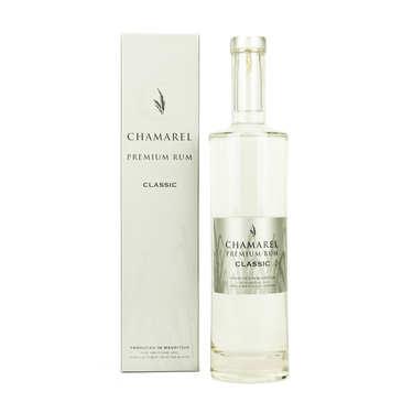 Premium White Rum Chamarel from Mauritius 42%