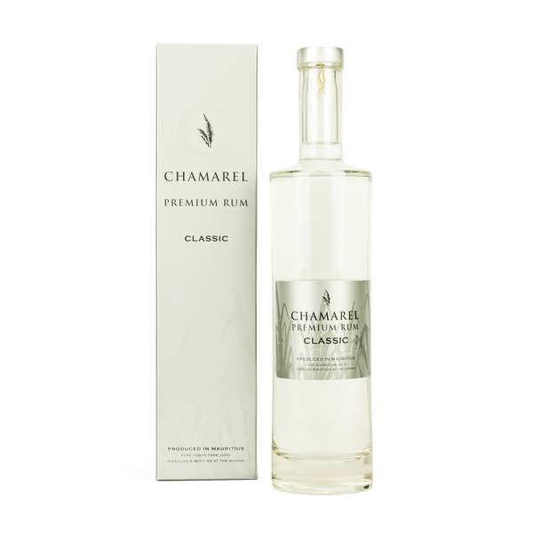 Premium White Rum Chamarel from Mauritius - 50%