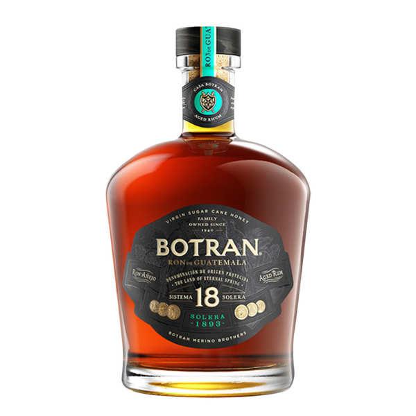 Botran 18 years - Gran reserva - Guatemalan Rum - 40%