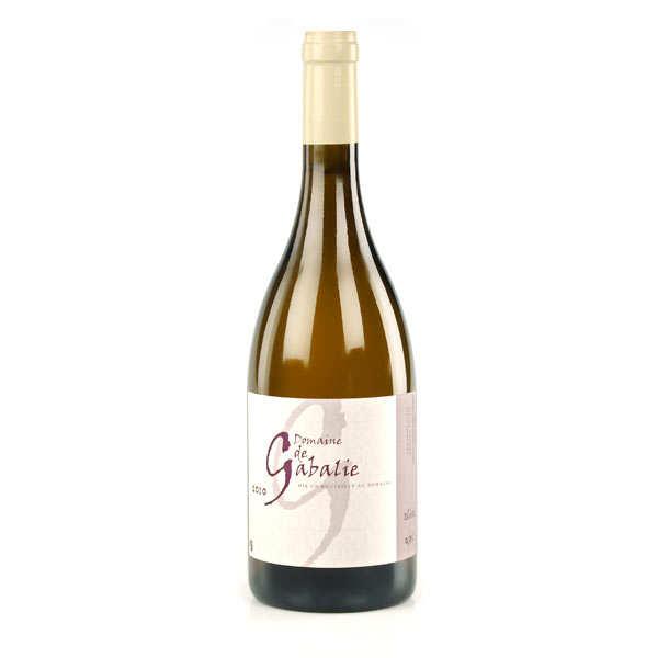 White wine - Les méandres du Tarn - Chardonnay 2012 - VDP d'OC