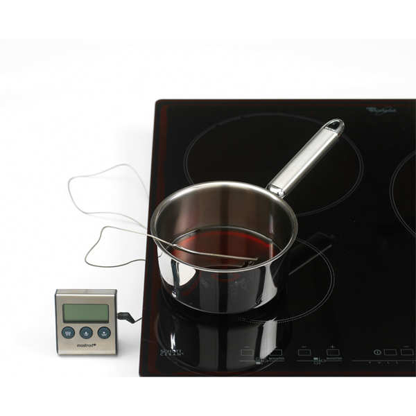Thermo-cooking probe
