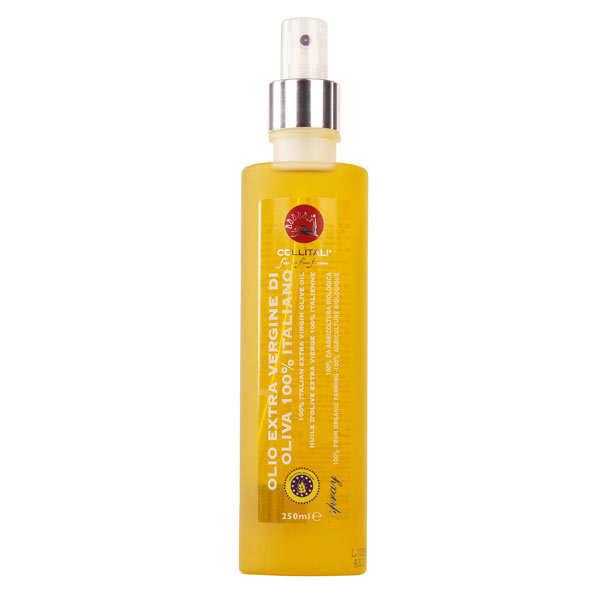 Spray d'huile d'olive 100% extra vierge - Bio