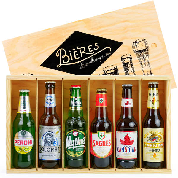 Beers of the World Gift Set