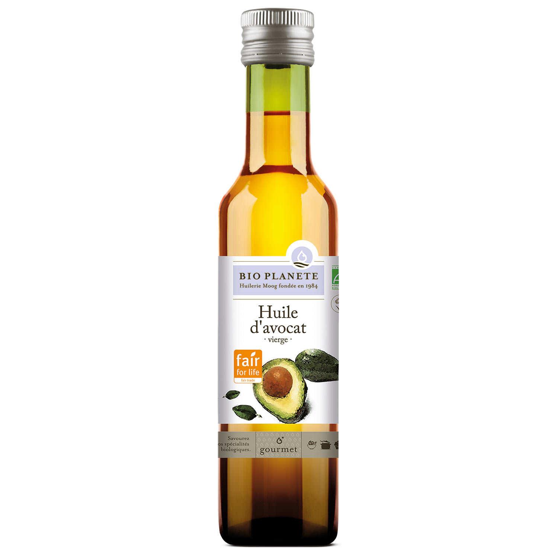 Organic Virgin Avocado Oil