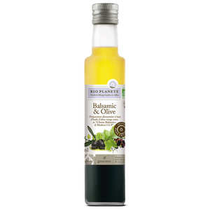 BioPlanète - Organic Balsamic and Olive Oil Mixture