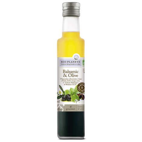 BioPlanète - Balsamic et Huile d'olive - Bio