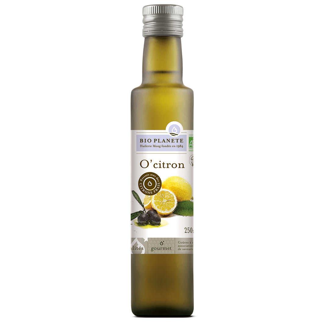 Organic O'Citron - Olive Oil and Lemon Mixture
