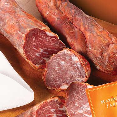 Lomito de Jabugo - pork tenderloin