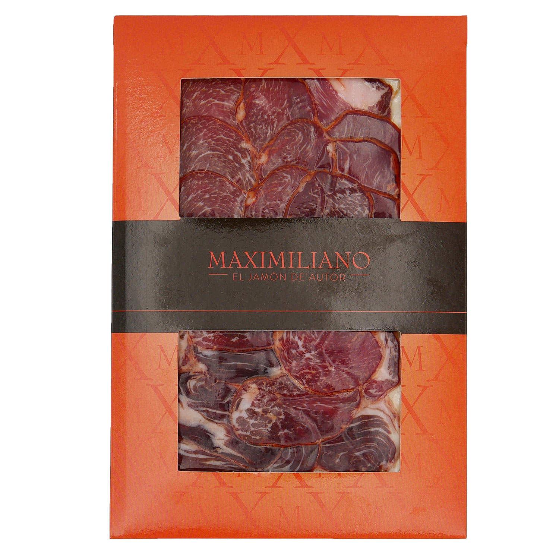 Lomito de Jabugo - sliced pork 'filet mignon' tenderloin