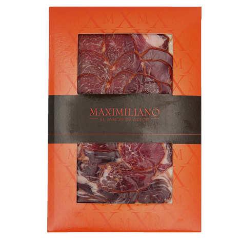 Maximiliano Jabugo - Lomito de Jabugo - sliced pork 'filet mignon' tenderloin