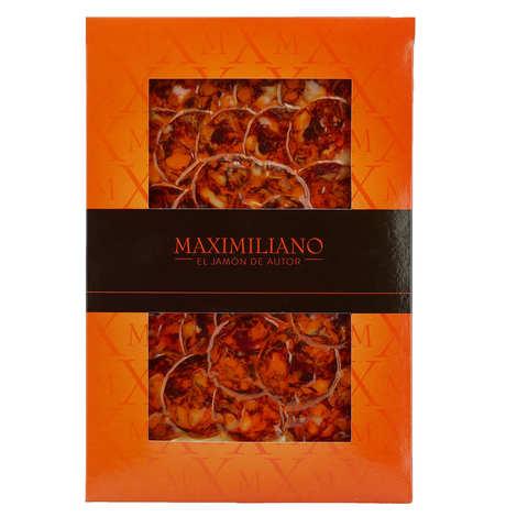 Maximiliano Jabugo - Chorizo de Jabugo - sliced