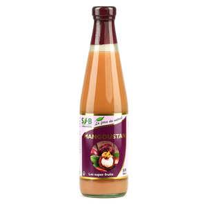 - Pure organic Mangoustan juice