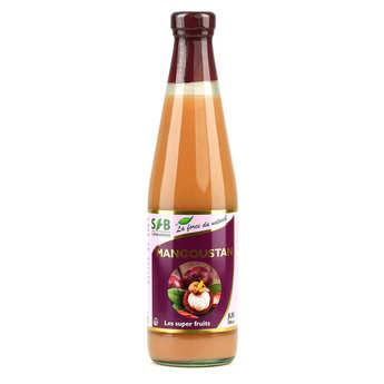 Laboratoire SFB - Pure organic Mangoustan juice