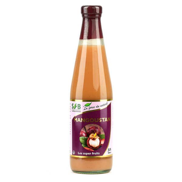 Pure organic Mangoustan juice