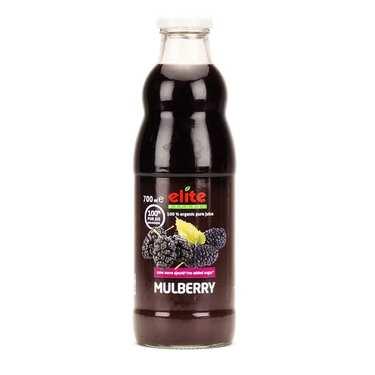 Pur jus de mulberry noire bio