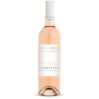 Figuière - Famille Combard - Figuière - Côtes de Provence - Cuvée Magali Rosé