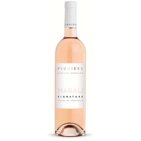 Figuière - Famille Combard - Figuière Cuvée Magali - Côtes de Provence vin rosé