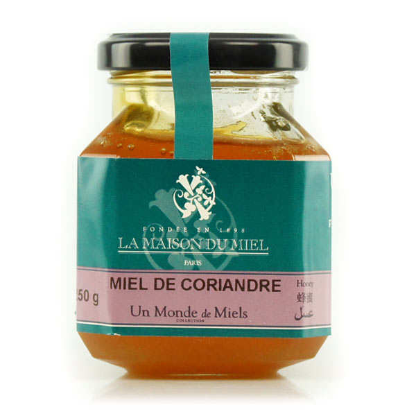 Miel de coriandre de Bulgarie